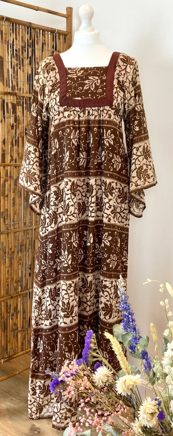 Vintage 79's Marion Donaldson Kaftan Dress, Vintag