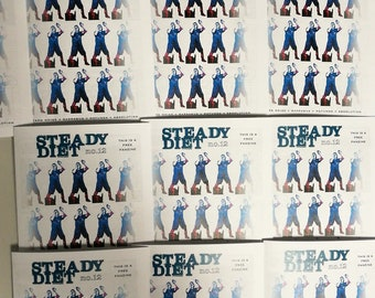 Steady Diet Fanzine #12