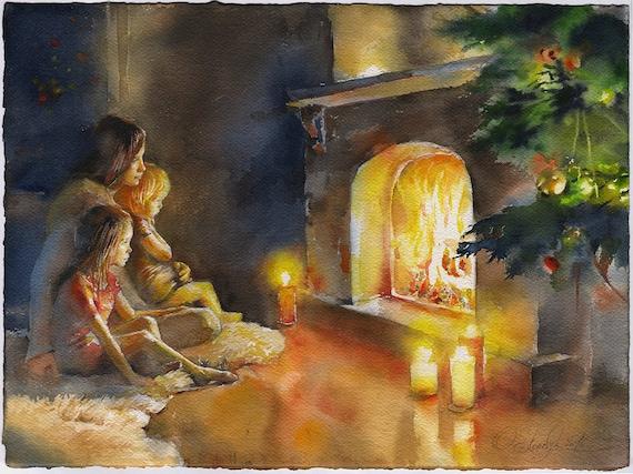 """Résultat de recherche d'images pour """"Noël en peinture"""""""