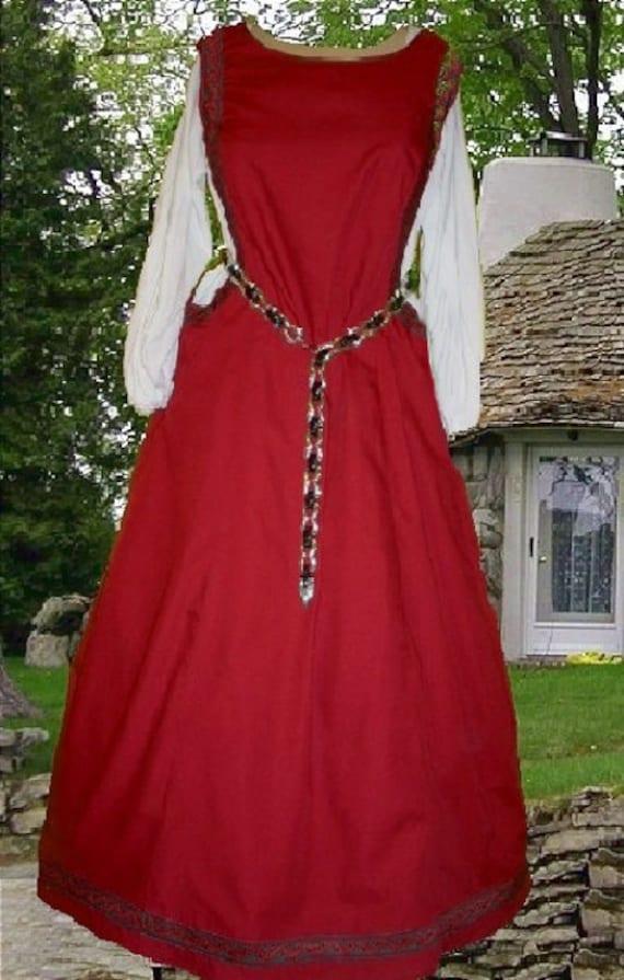 Medieval Hat Renaissance Costume Muffin Unisex Tudor SCA Garb 22-23 Black or Choice Color FREE SHIP