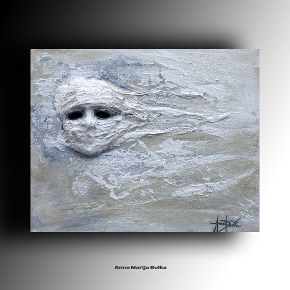 Abstract 3d Art On Canvas