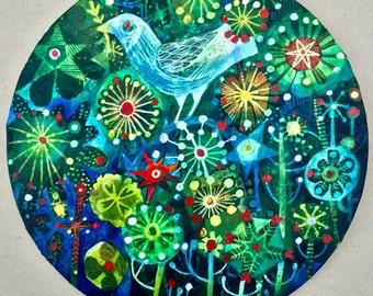 Joy- An original painting by Este MacLeod.