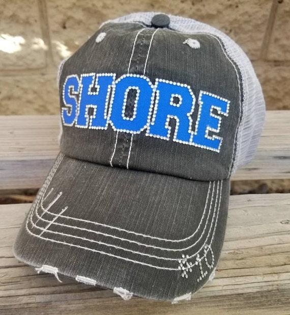 ec664f8114e60 Custom Team Hats Sports Mom Hats Football Mom Hat Bling