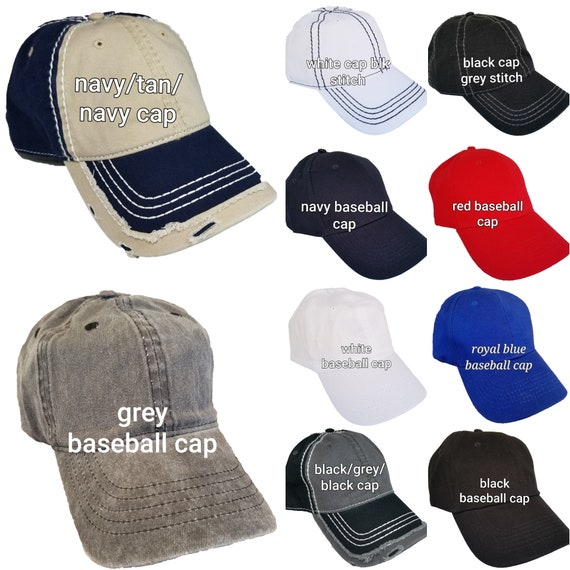 Goodaily Funny Support Mental Health Design Trucker Hat Baseball Mesh Caps Black