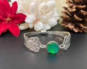 Silverware spoon bracelet