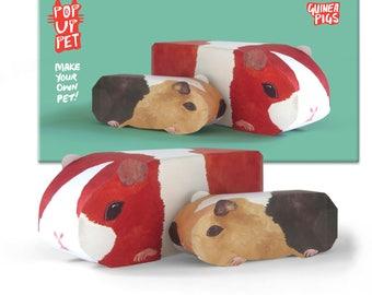 Pop Up Pet  - Guinea Pigs