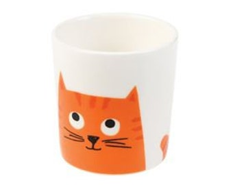 Chester The Ginger Cat Egg Cup