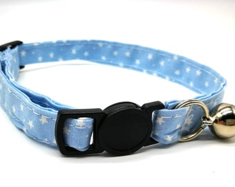 Blue Star with breakaway clasp