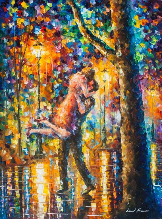 leonid afremov couple