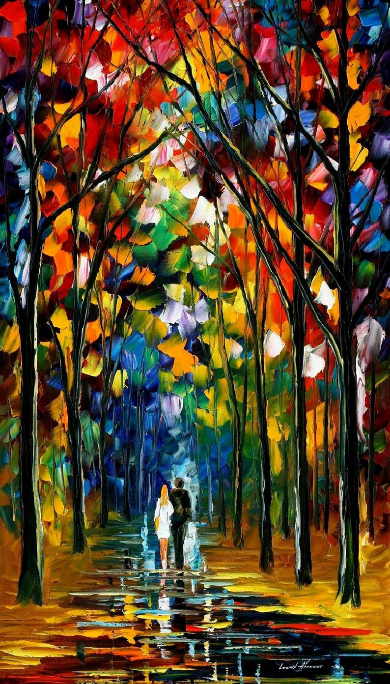 Cheap paintings for sale great wall art by leonid afremov etsy
