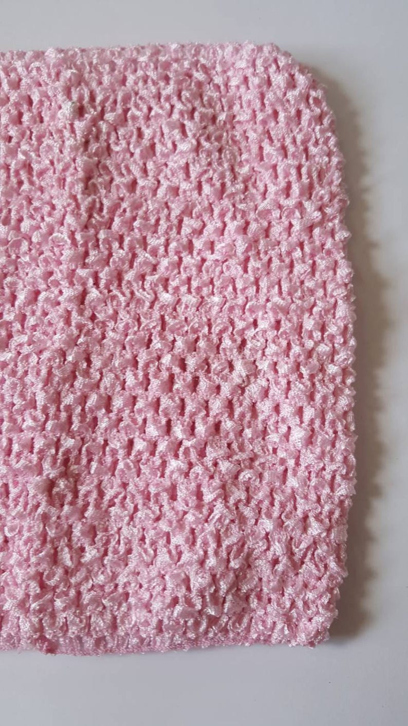 Light Pink 8 X 7 Crochet Tutu Top Tutu Dress Etsy
