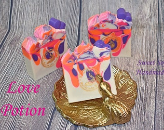 Love Potion Soap Bars