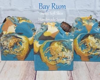 Bay Rum Soap Bars