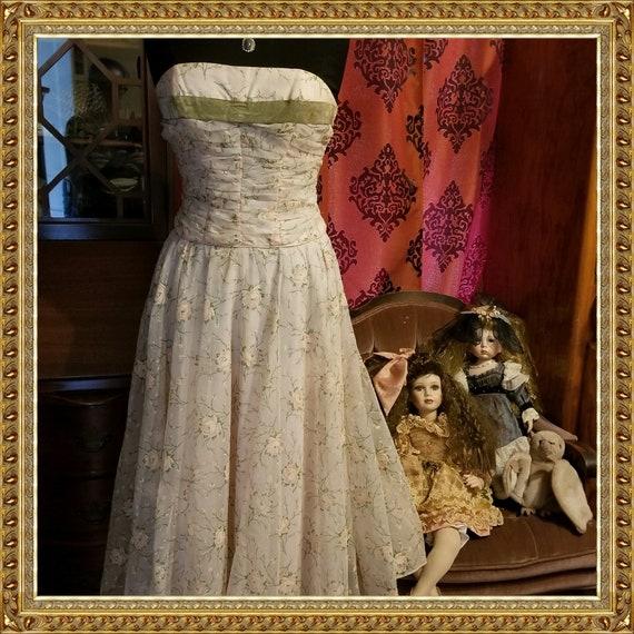 Emma Domb 50s Party Dress
