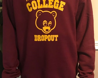 College Dropout Etsy