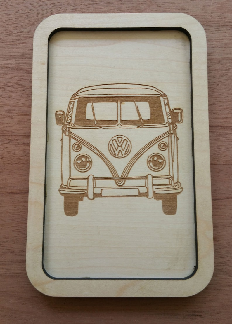 VW Key Tray   Fathers Day Volkswagen Key Tray image 0