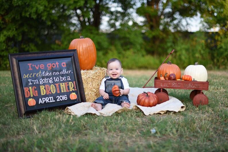 819adadcb06 Fall Pregnancy Announcement    Thanksgiving    Fall Big