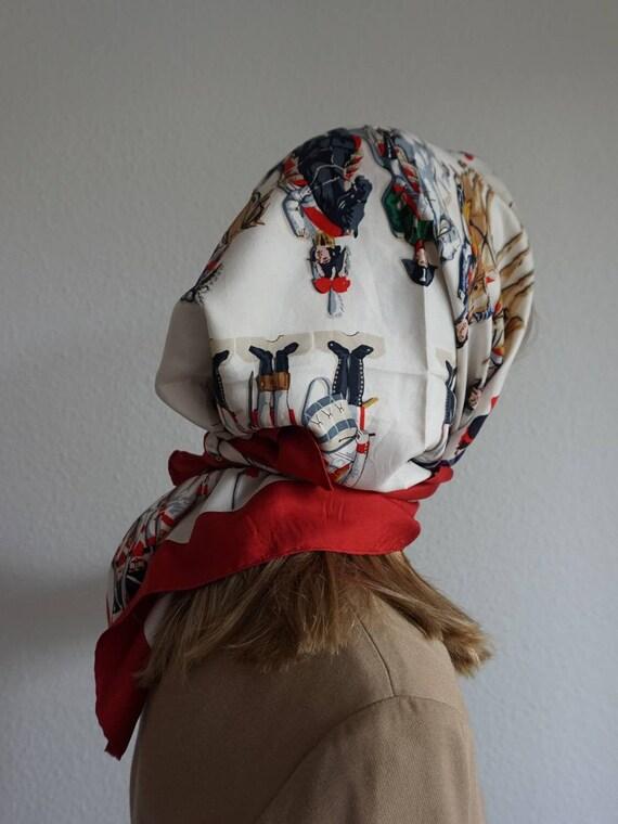 Hermès Silk Scarf - La Grande Armée 1976 Francoise