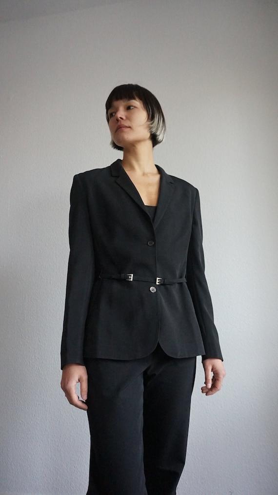 90s PRADA Nylon Blazer - Vintage Prada - Linea Ros