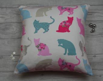 Cat Cotton Cushion