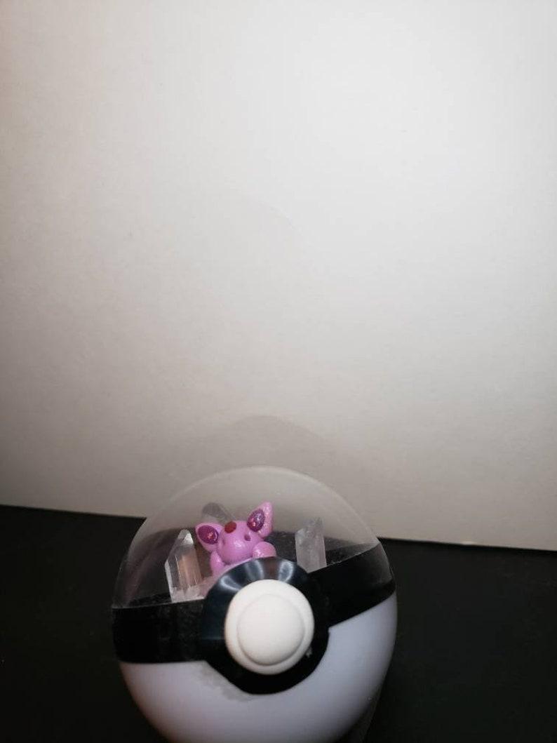 Espeon terrarium