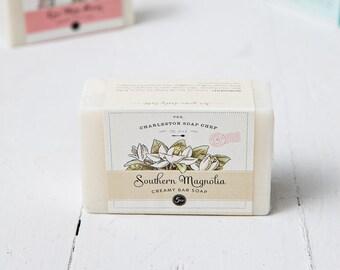 Southern Magnolia Moisturizing Bar Soap