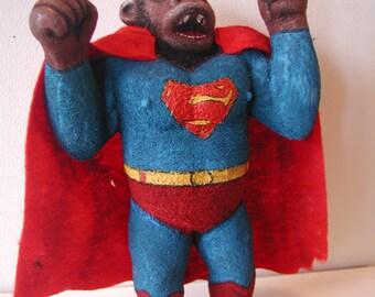 Vintage Carnival Toy Superape
