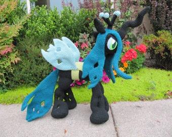 Queen Chrysalis Pattern - My Little Pony