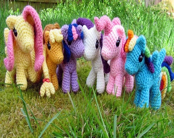 50% OFF~ Chibi Pony Pattern Package