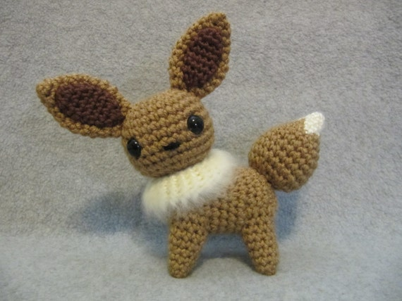 All the eeveelutions for free! Crochet pattern free. Umbreon ... | 427x570
