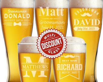 Beer Plastic Can,The Man Can,Beer Cup-Set of 6 Beer plastic Cans-Personalized-16 oz set-Add Initial or Monogram-Groomsman Gift-Mans gift