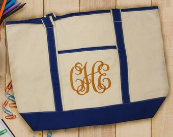 453cded0434 Embroidered tote bag