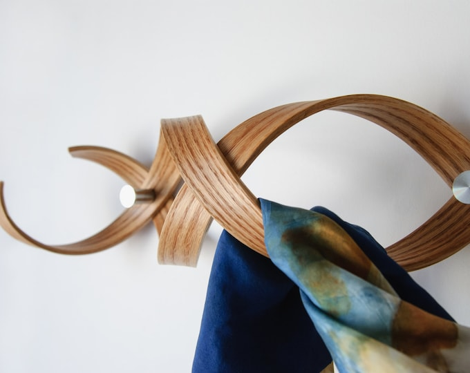 Coat Rack / Coat Hanger / Wall Hanger / Wall Hangings / Wall Hooks- 5x