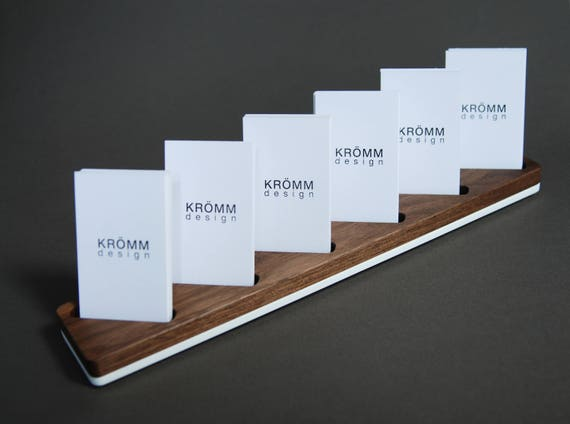 image 0 - Business Card Display
