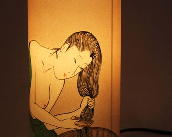 Table lamp japanese style, japan lamp, japanese lamp, table lamp bedside table, lamp asiatic, lamp japan, table lamps, japanese light