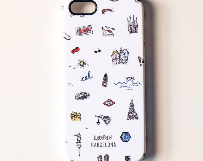 Barcelona housing mobile iPHONE 5s / iPHONE, mobile hard casing, cover phone iphone 5s /, protective case iPhone s 5 /, iphone5