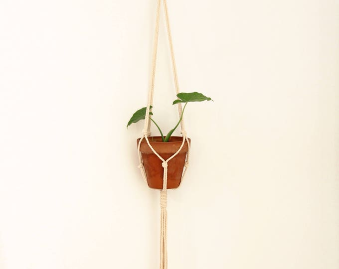 macrame plant holder, macrame plant hanger, macrame plante, plant holder, hanging planter, modern macrame, home decor, boho