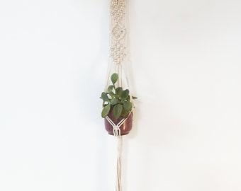 Macrame Wall hanging, Plant hanger baby succulent, Macramé wall planter, Macrame wedding, Macrame holder, Macrame baby holder,Cactus planter