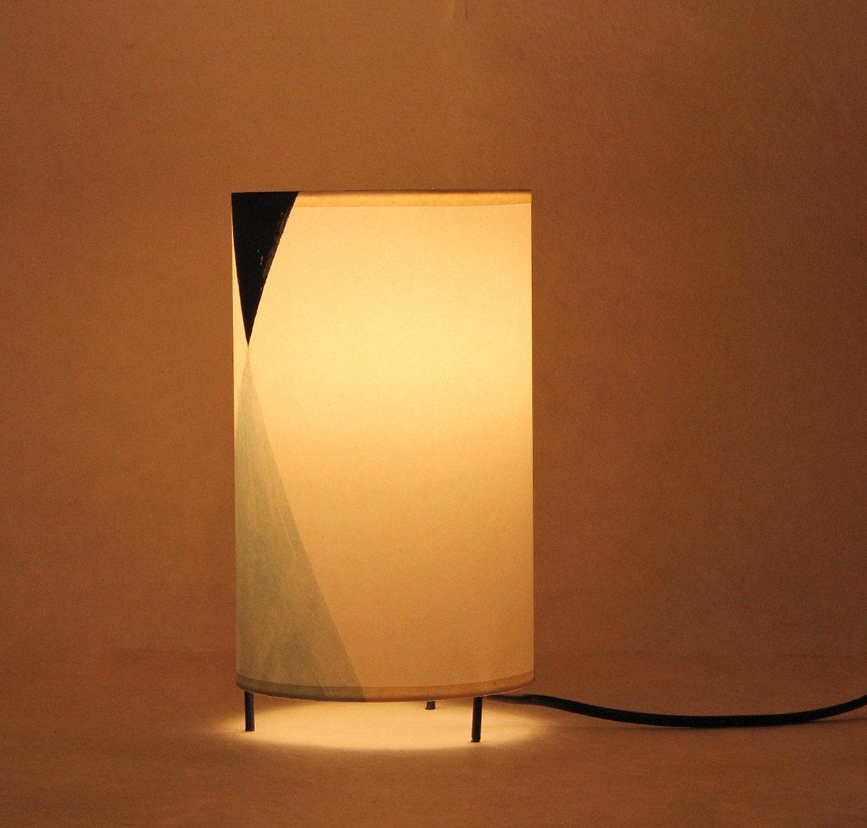 Table Lampshade Table Lamp Minimal Table Lamp Maud Table