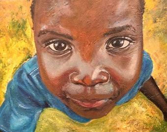 Custom Painting commission