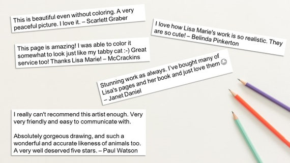Fox Print, Grayscale Coloring Book Page, Printable Fox Art, Digital Coloring
