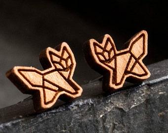 Fox Stud Earrings