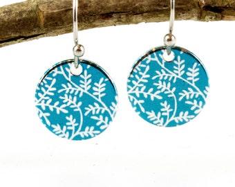 Design Print Earrings