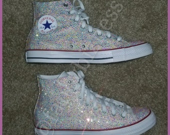 bbf7cb9f5e01 Blinged out converse