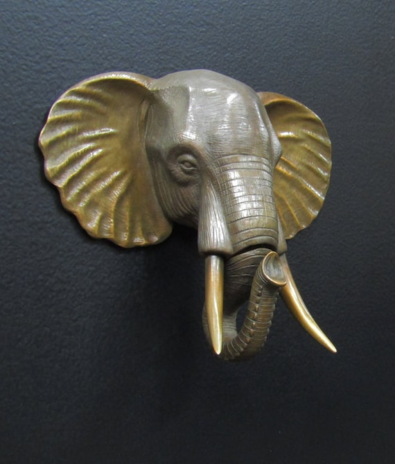 Elephant Doorknocker