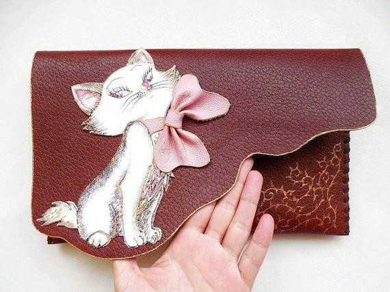 bolso de mano pequeño marie aristogatos
