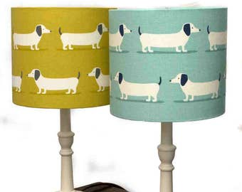 Dog lampshade etsy popular items for dog lampshade mozeypictures Image collections