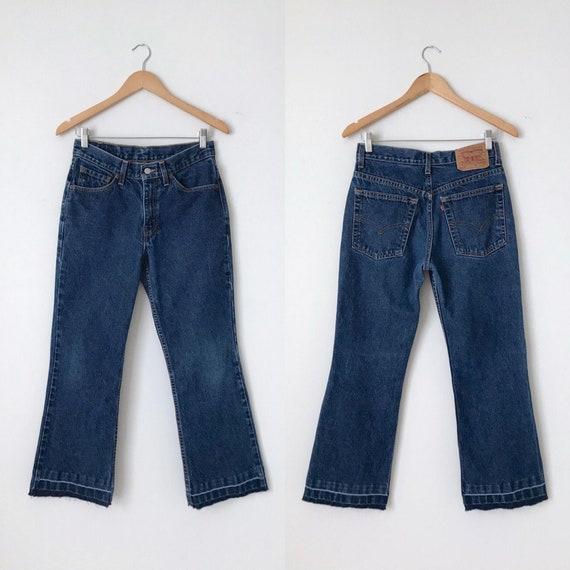Vintage Levi's 517 Jeans / Vintage Levi's 517 Cott