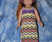 "Sundress for 18"" dol..."