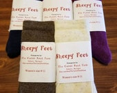 Women's Wool Socks - ...